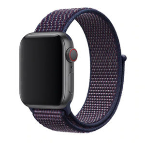 NEW Breathable Strap Loop  For Apple Watch